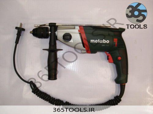 دریل Metabo چکشی 13 میلیمتر مدل SBE 710