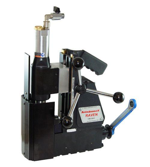 دریل مگنت پنوماتیک راون CM/330/C – RAPTOR