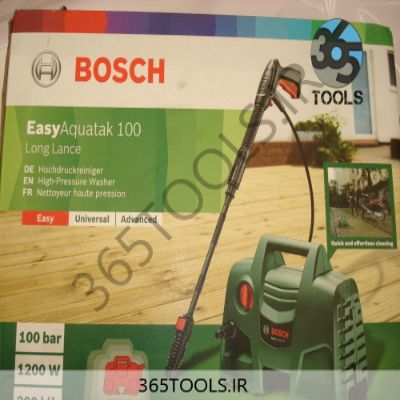 کارواش BOSCH مدل 100 Easy Aquatak