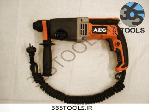 دریل AEG بتن کن سه کاره 4 شیار مدل KH26E