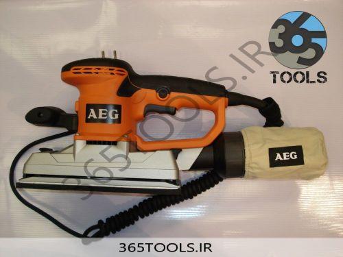 سنباده AEG لرزان نجاری مدل FS280