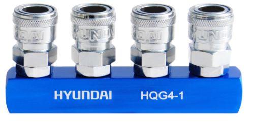 تبدیل باد 1 به 4 هیوندای HQG4-1