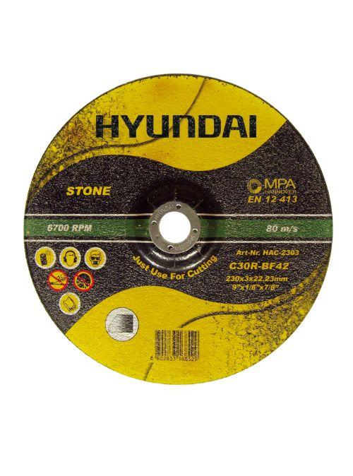 صفحه سنگ سنگبری هیوندای مدل HAC-2303