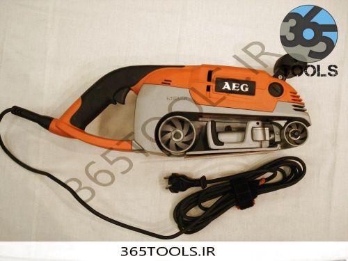 سنباده AEG نواری مدل HBS1000E