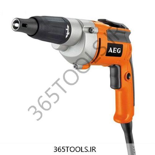 دریل پیچ گوشتی AEG  برقی مدل S2500E