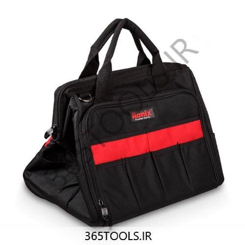 کیف ابزار برزنتی 17 کیلویی رونیکس RH-9114