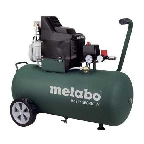 کمپرسور باد 50 لیتری متابو مدل BASIC 250-50W